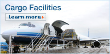Cargo Facilities. Learn more.