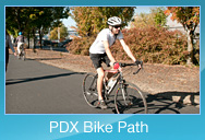 PDX Bike Path