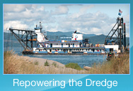 Repowering the Dredge Oregon