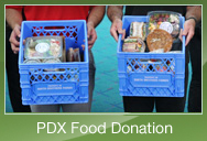 PDX Food Donations