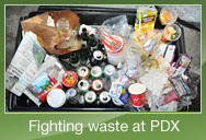 PDX Food Waste
