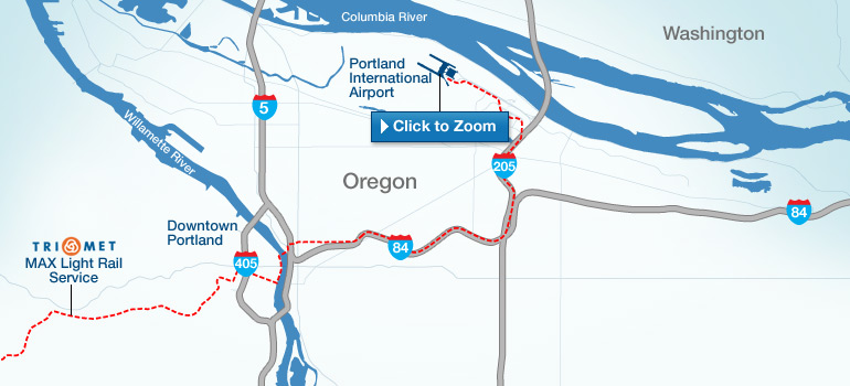 Directions to PDX