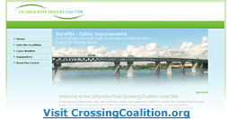 Visit CrossingCoalition.org