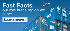 Fast Facts, our role in the region we serve. Learn more.
