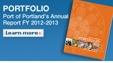 Portfolio - Port of Portland's Annual Report. Learn more.