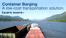 Container Barging